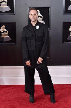 Justin Tranter 2018 Grammy Awards