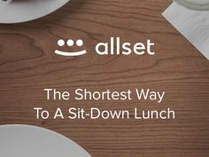 Allset Launches Meal Pre-Booking App on iOS Android