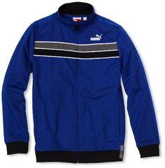 Puma - Kids Boys 8-20 Linear Track Jacket $22.06 - $36.50