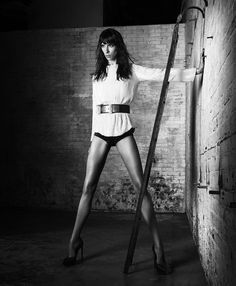Femme Severe by Samantha Rapp (Volt Magazine)