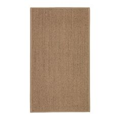 IKEA - OSTED Rug, flatwoven natural
