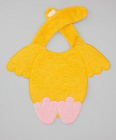 Ducky bib