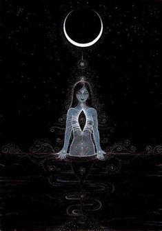 FASES DA LUA E INFLUÊNCIA NA ENERGIA SEXUAL #4 - Lua Nova (dia 6 de agosto) - A Amante EspiritualA Lua Nova corresponde, em termos do ciclo menstrual da mulher, aos dias da menstruação, excelentes para o acesso ao inconsciente e à sombra, onde residem o medo, os traumas, os automatismos e condicionalismos e para a limpeza do que já não serve mais à mulher, possibilitando a sua regeneração. É uma fase naturalmente introspectiva e plenamente yin, meditativa e receptiva, na qual a mulher…