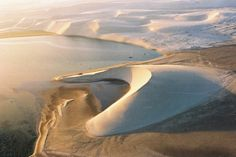 Sand dunes - khor al adaid - Qatar