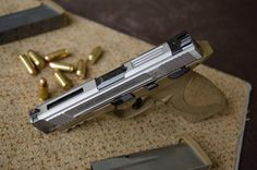 Full Of Weapons: Salient Arms International S&W M&P .45 Tier 1