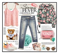 """""""Spring Fever Colour Guide..."""" by angiesprad ❤ liked on Polyvore"""