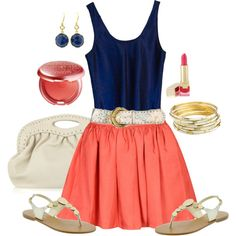 Perfect summer date outfit:)
