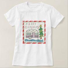 Christmas Camper T-Shirt