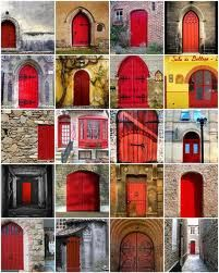 red doors - Google Search