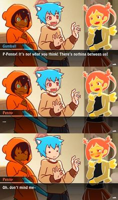 The Amazing World of Gumball: Visual Novel (Fake) by Mikeinel.deviantart.com on @DeviantArt