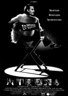 """Ed Wood - ✯✯✯✯✯ """"Karloff? Side keek?""""      I'm not sure I can sit through an entire Ed Wood movie. But I've enjoyed this film several times."""