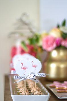 Flamingo Party   7 anos da Leonor