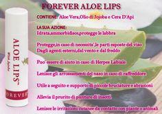 TUTTO ALOE VERA FOREVER: FOREVER ALOE LIPS