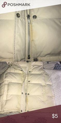 Gap Vest Stain by zipper GAP Jackets & Coats Vests