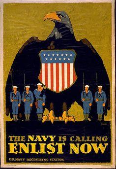 WW I poster
