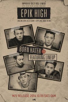 Epik High reveal MV release teaser with Beenzino, Mino, Bobby, and more as featuring lineup | http://www.allkpop.com/article/2014/10/epik-high-reveal-mv-release-teaser-with-beenzino-mino-bobby-and-more-as-featuring-lineup