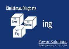 Power Solutions UK - Christmas Dingbat no 8