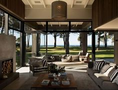 Modern Home Especially Designed For Active Relaxation In New Zealand | Modern Art Movements To Inspire Your Design