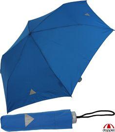 Doppler Mini Kinder Taschenschirm Kids Mini Reflex blau 16,95€