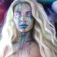 Inspiration Makeup Halloween  Fantasy
