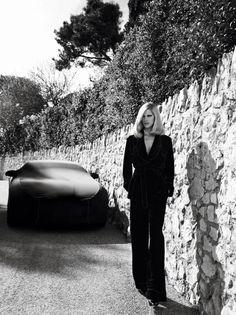 Iselin Steiro by Mikael Jansson for Vogue Paris June / July 2016