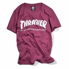 0bc4d8c1ca5 New thrasher T Shirt Men Skateboards tee Short Sleeve skate Tshirts Tops  Hip Hop T shirt homme Man Magazine trasher T shirts     This is an  AliExpress ...