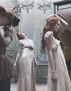 Dark fairytales, the pied piper, shot by Eugenio Recuenco for Vogue in 2006