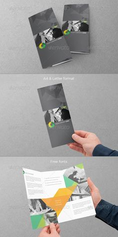 Architectural Brochures On Behance   Architecture Dossiers