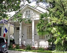 Advocate staff photo by SHERRI MILLER -- 1032 Constantinople Street in New Orlean on Friday, June 26, 2015.