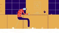 Animation for The School of Life based on a short piece of writing by Alain De Botton.  Directed and animated by Hannah Jacobs and Lara Lee  Music by Tom Rosenthal