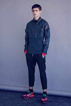 Fuck yeah tailored tracksuiting! - Adidas 2013 Fall/Winter Collection Highlight Lookbook