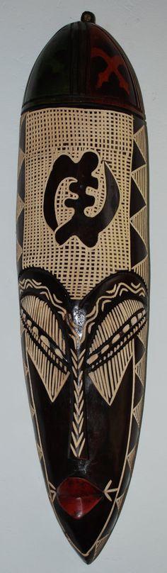 Art African Art Handmade Carved Wood GYE by Boriquahafrikanah, $55.00