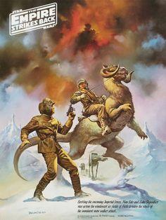 The EmpireStrikesBack #Poster