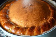 Pasca cu smantana - CAIETUL CU RETETE Pie, Desserts, Food, Torte, Cake, Meal, Fruit Pie, Deserts, Essen
