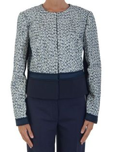 TORY BURCH Lucille Jacket. #toryburch #cloth #coats-jackets