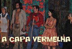 A  CAPA  VERMELHA (+playlist)