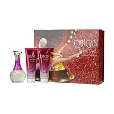 Paris Hilton Can Can Burlesque By Paris Hilton Set ($35) ❤ liked on Polyvore featuring beauty products, fragrance, paris hilton perfume, mist perfume, paris hilton fragrance, paris hilton and edp perfume