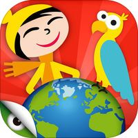 Kids Planet Discovery – Educational Games To Learn by Planet Factory Interactive
