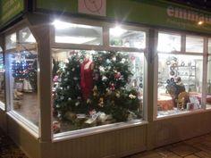 Christmas window 2013