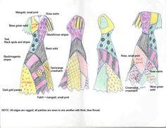 Cosplay 101 - Sallys Dress by ~RubyOfTrinity on deviantART