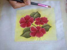 Fijador Textil Para Pintura - Pintura Facil Para Ti.com.wmv