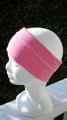943c7547da98 fashionable headband elastic headband  extensible   Jersey   pink  de  coton  designer linen   eva child  pour  collection spring was 2018