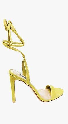 Steve Madden Pattrice sandals.