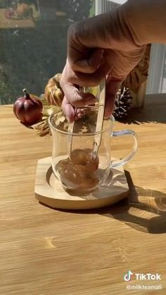 Coffee Drink Recipes, Iced Tea Recipes, Fun Baking Recipes, Cooking Recipes, Boba Tea Recipe, Mini Appetizers, Food Carving, Sheik, Cafe Food