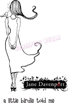Little BIRDIE Jane by Jane Davenport (incl. sentiment)