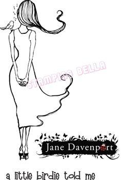 Little BIRDIE Jane by Jane Davenport (incl. sentiment)