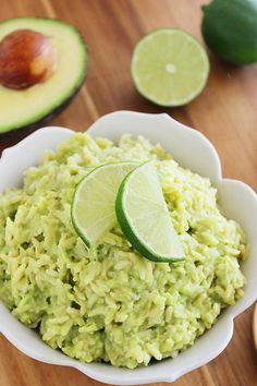 5 Avocado Rice Recipes That Put the Plain Stuff to Shame