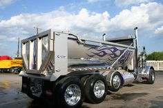 custom semi trucks - Yahoo Image Search Results