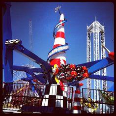 Air Racing at Lagoon Amusement Park