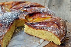 Torta alle mele in padella ricetta dolce Sweet Recipes, Cake Recipes, Dessert Recipes, Desserts, Sweet Cooking, Beautiful Fruits, Biscotti, Sweet Tooth, Sweets